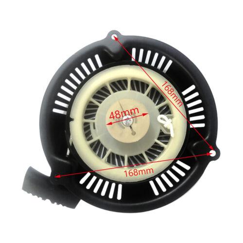 Starter für Einhell GH-PM 40 P 46//1 46S Rasenmäher 340102501216 Seilzugstarter