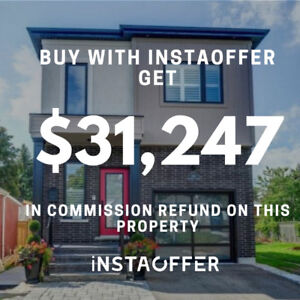 4 Bedroom Detached, Mississauga, $1,449,900 Buy with Instaoffer