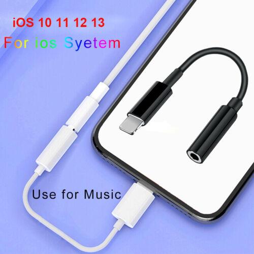 Headphone Jack IOS 10 11 12 13 Adapter for iPhone 11 7 8 X X