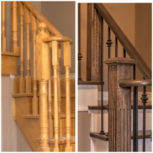 Stairs, railings and more