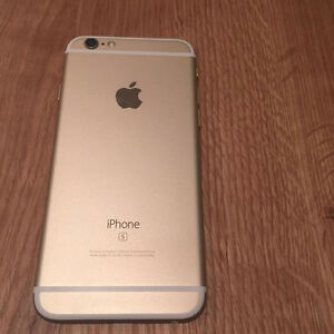 Iphone 6s 32gb Gold avec Bell / Virgin