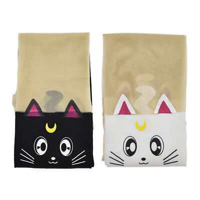 Japanese Anime Sailor Moon Knee Socks Cute Cat Sock Girls Cosplay Gift Fashion - Cat Knee High Socks