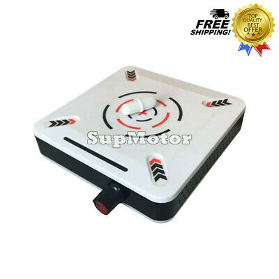 Magnetic Stirrer Plate With Stir Bar Stirring Capacity 1000ml Lab Equipment