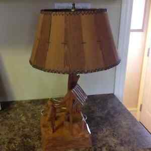 Vintage Quebec Lamp, by Caron Cornwall Ontario image 3