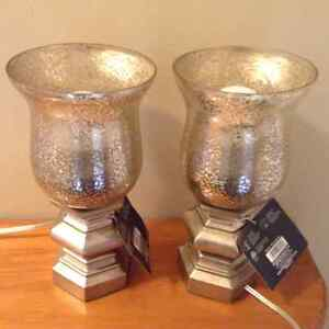 (2) New Elegant Table Lamps