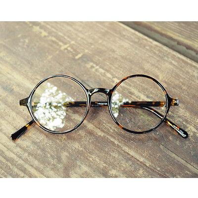 05f38a2dc0 1920s Vintage Eyeglasses round oliver retro 19R0 Leopard frames rubyruby