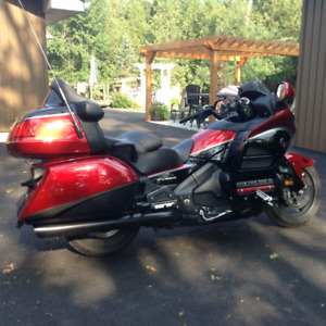 2015 Honda Goldwing