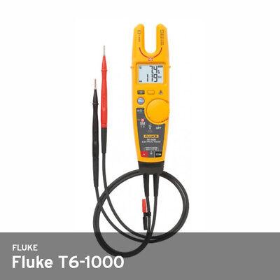 Fluke T6-1000 Electrical Tester FieldSense Measure 1000 Voltage Test Leads FedEx