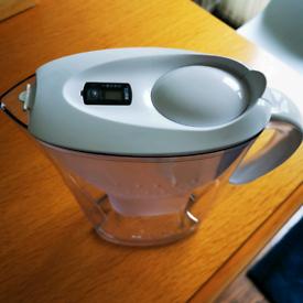 JOB LOT. Brita Water Filter. Mug Tree. Fridge Tidy. Vase.