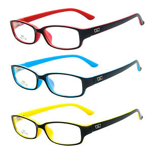 new fashion colored light eyeglass frame optical