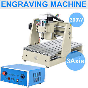 CNC 3020T Router Engraver/Engraving Drilling & Milling Machine with 3 Axis mach3