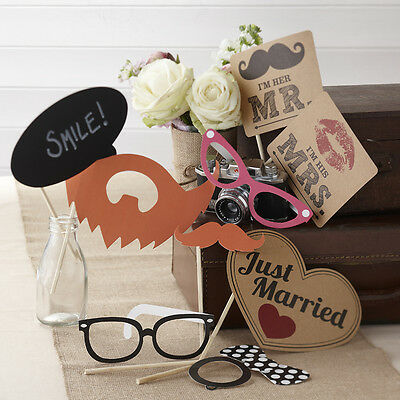 VINTAGE AFFAIR PHOTO PROPS KIT ideal for WEDDING PHOTOGRAPHY