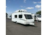 2008 Abbey Vogue 520 Touring Caravan - 4 Berth