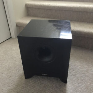 7.1 Surround Home Theater