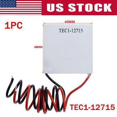 12v 15a 225w Thermoelectric Cooler Tec Peltier Plate Module Tec1-12715 Us