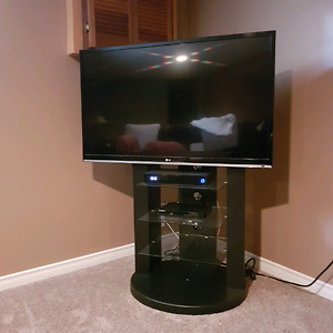 48' LG LED WITH STAND