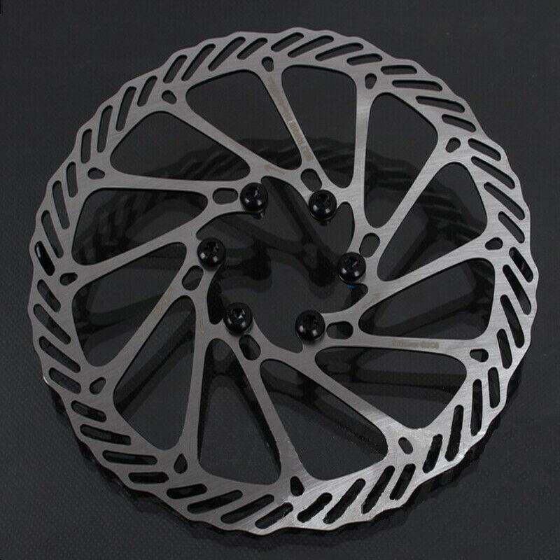 SRAM MTB Bicycle G3 Disc Brake Rotor 160/180/203mm Avid (Give Away 6 Bolts)