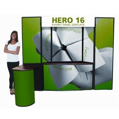Hero Fabric Panel Displays - Assorted Packages