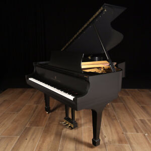 1984 Steinway Grand Piano, Model L, Like New Condition