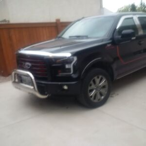 4  Ford 20 inch Black Chrome Aluminum Mags