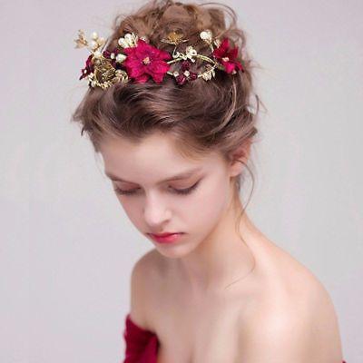 Tiara Cristal Reina Diadema Novia Boda Corona Boda Concursos de Belleza Estrás