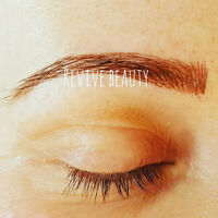 Microblading Eyebrows - $250 - with Experienced Technician