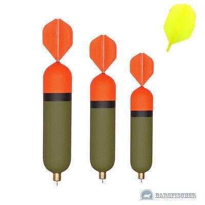 Marker Float (RAUBFISCH / HECHT ZANDER POSE, PIKE FLOAT SCHWIMMER MARKER SEGELPOSE BARSFISCHER)