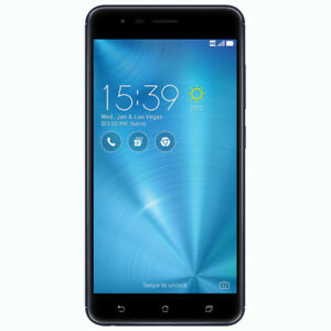 "ASUS ZenFone 3 Zoom 5.5"" Unlocked Cell Phone, 32 GB,"