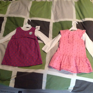 12-18 month size dress outfits