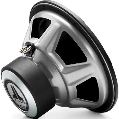 JL AUDIO W3v3-Serie 12W3v3-4 4 Ohm 30cm Subwoofer 500 W. RMS Bass Woofer Chassis 500w 4 Ohm Subwoofer