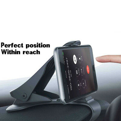 Car HUD Dashboard Mount Holder Stand Bracket For Universal Mobile Cell Phone GPS for sale  Shipping to Canada