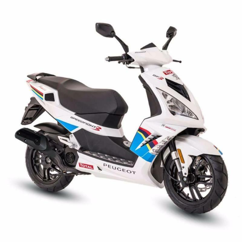 2016 peugeot speedfight 3 team sport 125 brand new in brighton east sussex gumtree. Black Bedroom Furniture Sets. Home Design Ideas