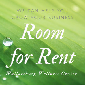 NEW Rooms for RENT at Wallaceburg Wellness Centre