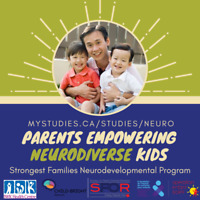 Parents Empowering Neurodiverse Kids: Participate in Research!