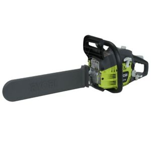 Ryobi 16 in. 37cc 2-Cycle Gas Chainsaw with Heavy Duty Case