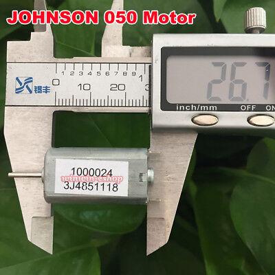 Johnson 050 Motor Dc 3v9v 12700rpm High Speed Precious Metal Brush Mute Motor
