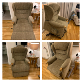 Sherbourne Electric recliner mobility chair
