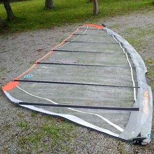 8.4 sm Neil Pryde Rig - Sail, Mast. Boom and Base $500 firm