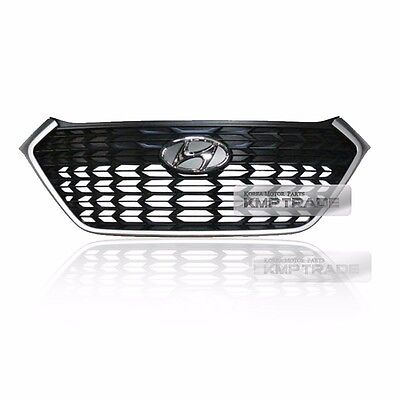 OEM Front Radiator Hood Silver Grille For HYUNDAI 2016-2017 Tucson TL