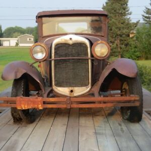 FOR SALE 1930 MODEL A TRUCK