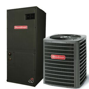 Heat Pump/ Air Conditioner/ Central and Wall Units/ Furnaces