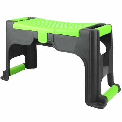 Portable Garden Kneeler Foam Chair Seat Gardening Knee Pad Padded Stool Tool box