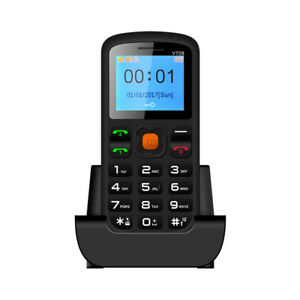 Big Button Easy to use Mobile Phone for the elderly  SOS Button Unlocked