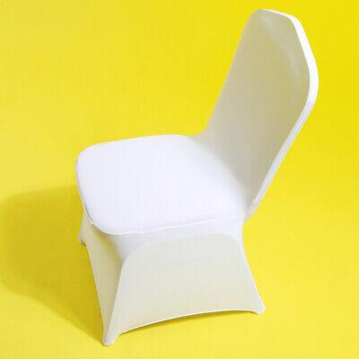 Stretch Stuhlbezug für Hochzeit, Party, Hotel, Restaurant  (Hochzeit Stühle)