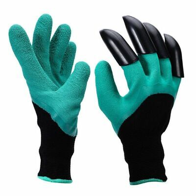 Gardening Gloves Digging Gloves with Claws Protective Gear Gardening Tool