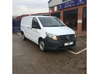 Mercedes-Benz Vito 1.6CDI 111 - Extra Long 2015MY 111CDI