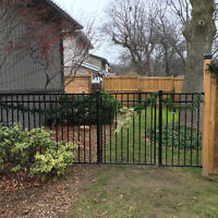Fence installed for you