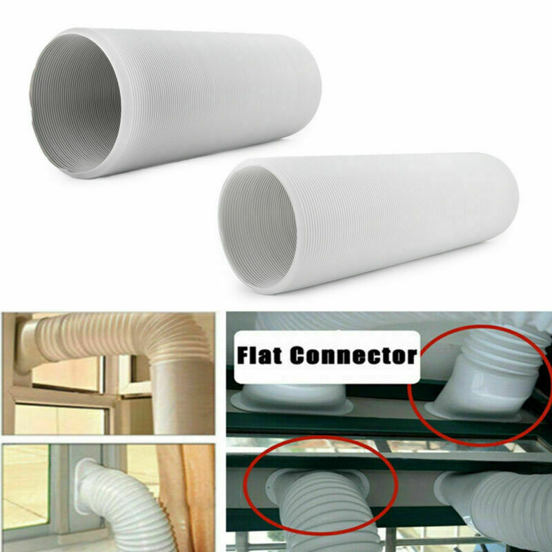 Exhaust Hose 5/6 Inch Diameter AC Unit Duct For Portable Air Conditioner Parts
