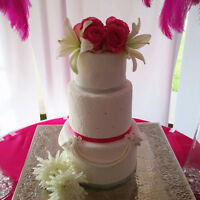 Wedding, Birthday, and Special Events Cakes