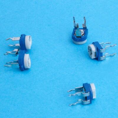 65pcs 13 Values Potentiometer Trimpot Variable Resistor Assortment Box Kit New